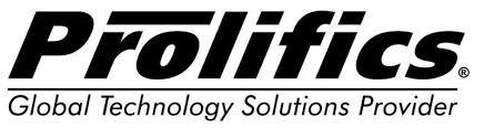 Prolifics Logo- JD Branding 2